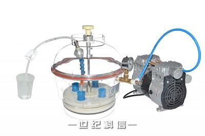 CXQ-2500真空冷镶嵌机疏松的地质类样品镶嵌